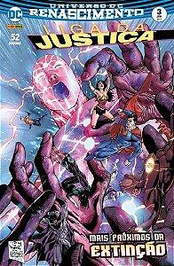 Liga da Justiça: Renascimento - Edição 3