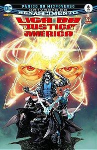Liga da Justiça da América: Renascimento - Edição 6