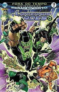 Lanternas Verdes: Renascimento - Edição 15
