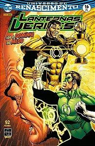 Lanternas Verdes: Renascimento - Edição 16