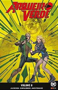Arqueiro Verde: Renascimento - Volume 8