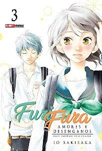 Furi Fura:  Amores e Desenganos - Volume 3