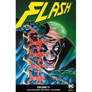 Flash - Renascimento - Volume 11