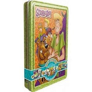 Scooby-doo! - Aventuras Na Lata! - Livro De Lata