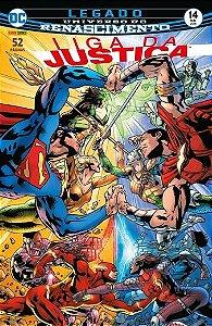 Liga da Justiça: Renascimento - Edição 14