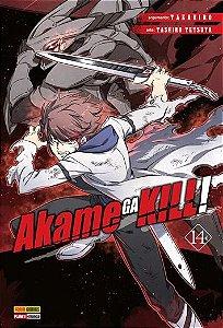 Akame ga KILL! - Edição 14