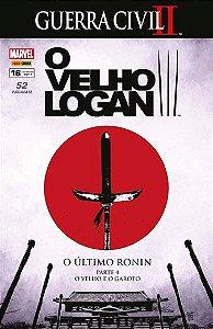 O Velho Logan - Edição 16