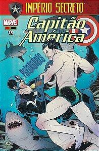 Capitão América - Edição 18