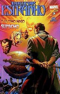 Dr Estranho - Edição 3