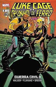 Luke Cage e Punho de Ferro - Edição 2