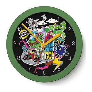 Relógio de Parede Jovens Titãs