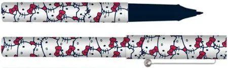 Caneta Esferográfica Hello Kitty Laços - Branca