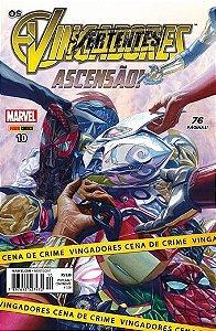 Os Vingadores - Edição 10