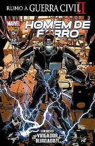 Homem de Ferro - Edição 5
