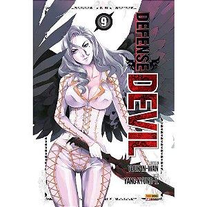 Defense Devil - Edição 9