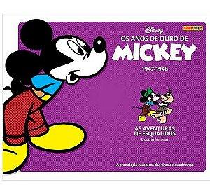 Os Anos De Ouro Mickey: 1947 - 1948 Volume 3