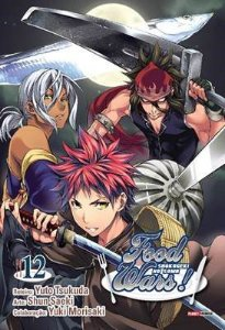 Food Wars - Volume 12