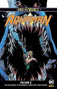Aquaman: Renascimento - Volume - 2