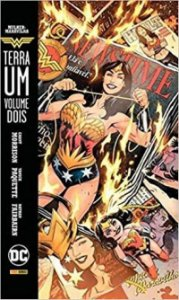 Mulher-Maravilha: Terra Um - volume 2