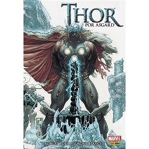 Livro - Thor por Asgard