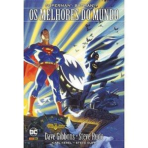 Superman e Batman - Os Melhores do Mundo