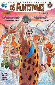 Os Flintstones - Volume 1- Universo Hanna-Barbera