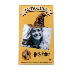 Porta Retrato Cartão Harry Potter Lufa Lufa