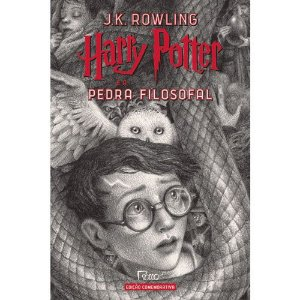 HARRY POTTER E A PEDRA FILOSOFAL – Edição Comemorativa dos 20 anos da Coleção Harry Potter