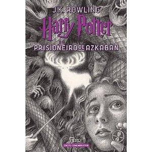 H.P e o Prisioneiro de Azkaban Ed Comemorativa dos 20 anos