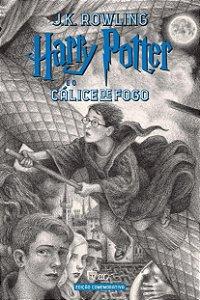 Harry Potter e o Cálice de Fogo Ed. Comemorativa 20 anos