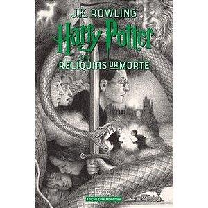 H. Potter e as Relíquias da Morte Ed. Comemorativa 20 anos