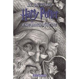 Harry Potter e o enigmas do Príncipe Ed Comemorativa 20anos