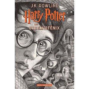 Harry Potter e a Ordem da Fenix Ed. Comemorativa dos 20 anos