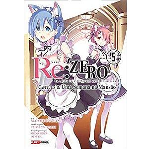 Re: Zero - Capítulo 2: Uma Semana Na Mansão Vol. 5