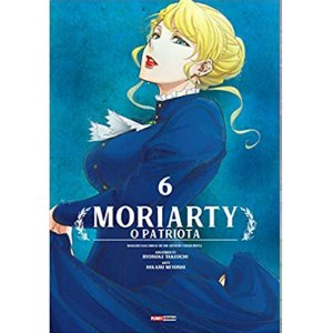 Moriarty O Patriota - Volume 6