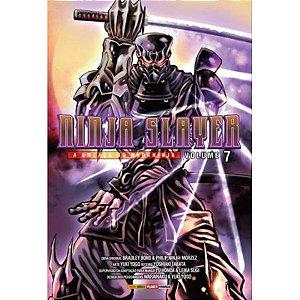 Ninja Slayer - Edição 7