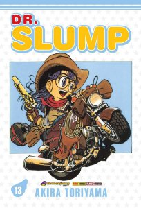 Dr. Slump Volume 13