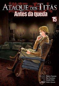 Ataque dos Titãs: Antes da Queda - Edição 15
