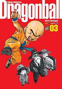 Dragon Ball - Edição Definitiva 3