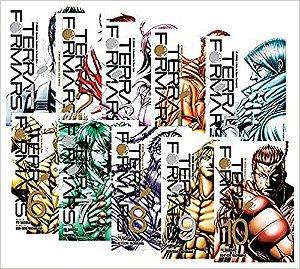 Terra Formars - Volume de 1 à 10. Coleção