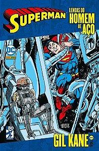 Lendas do Homem de Aço: Gil Kane - Volume 01
