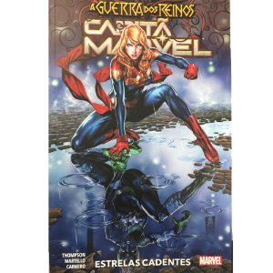 Capitã Marvel - Volume 02