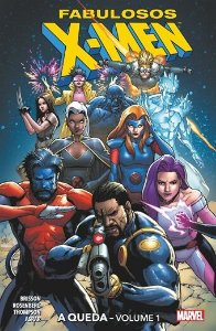 Fabulosos X-men Vol.01