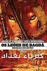 Os Leões de Bagdá - Edição de Luxo