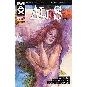 Alias Vol. 3 - A Vida Secreta De Jessica Jones