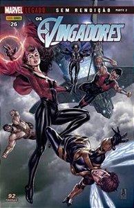 Os Vingadores - Edição 26