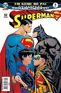Superman Renascimento Volume 6 - Em nome do pai
