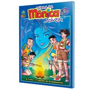 Turma da Mônica Jovem em cores - Volume 5