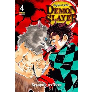 Kimetsu no Yaiba : Demon Slayer - Volume 4