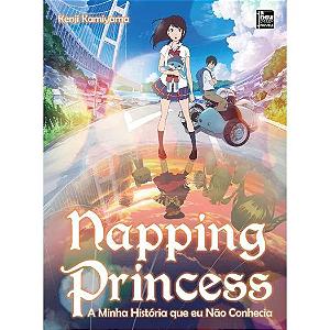 Napping Princess - A Minha História Que Eu Não Conhecia